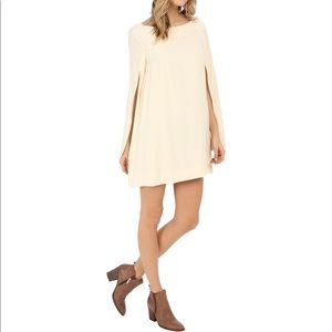 Free People | Some Like It Hot Cape Dress